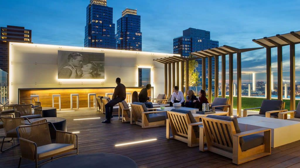 Raise The Rooftop Amenities Kindle Living Los Angeles