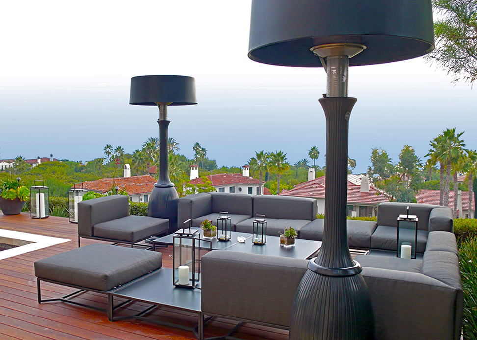 Bella Kindle Living Los Angeles Designers Of Decorative Heaters Amp Giant Lamps